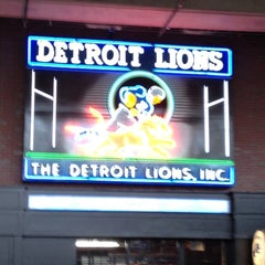 Photo taken at Ford Field by Eric L. on 11/24/2012