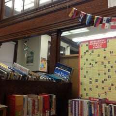 Photo taken at Boston Public Library - Jamaica Plain Branch by The poor student on 1/15/2013