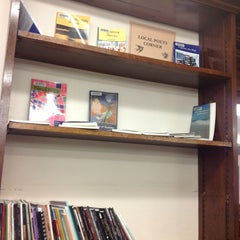 Photo taken at Boston Public Library - Jamaica Plain Branch by The poor student on 1/18/2013