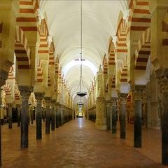 Photo taken at Mezquita-Catedral de Córdoba by Bryant B. on 3/24/2013