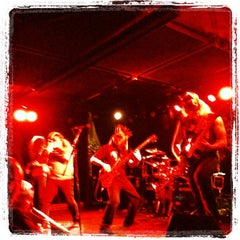 Photo taken at The Knitting Factory by Chris R. on 12/15/2012