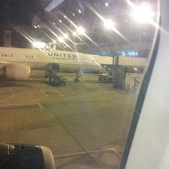 Photo taken at Gate B23 by Leo L. on 10/19/2012