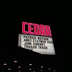 Photo taken at Cedar Cultural Center by Mark E. on 12/2/2012