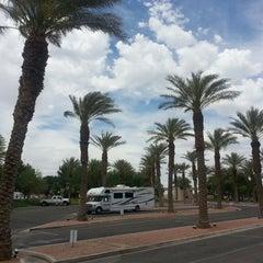 Photo taken at Oasis RV Resort by K Z. on 6/12/2013