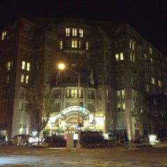 Photo taken at The Fairmont Washington, D.C. by Michelle D. on 9/16/2012