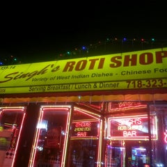 Photo taken at Singh's Roti Shop by Pvision G. on 12/9/2012