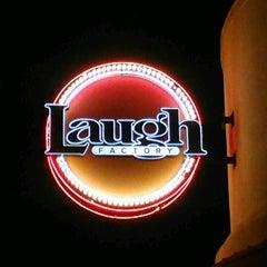Photo taken at Laugh Factory Long Beach by Sha_xavi08 on 1/5/2013