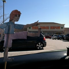 Photo taken at The Home Depot by Charles D. on 11/3/2012