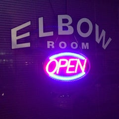 Photo taken at Elbow Room by Chris L. on 2/23/2013