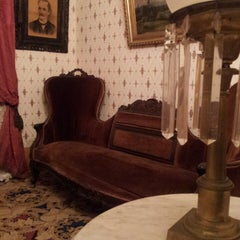 Photo taken at The Whaley House Museum by Jokie T. on 7/10/2013