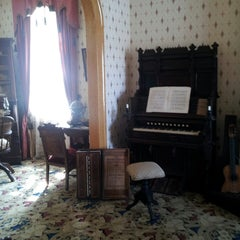 Photo taken at The Whaley House Museum by Jokie T. on 6/4/2013