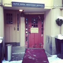 Photo taken at Olutravintola Konttori by Tarmo P. on 12/3/2012