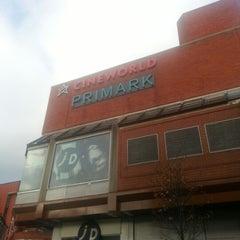 Photo taken at Cineworld by hellDJ on 11/22/2012