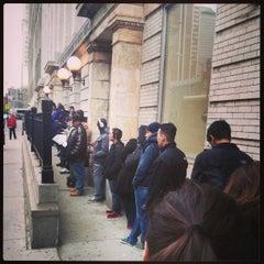 Photo taken at New York State DMV by Daniel O. on 4/5/2013