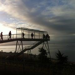 Photo taken at Carkeek Park by Jeremy T. on 11/24/2012