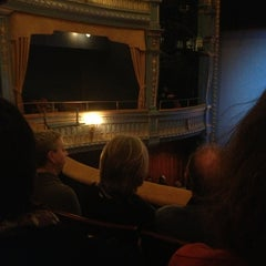 Photo taken at Harold Pinter Theatre by Maral on 2/20/2013