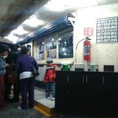 Photo taken at Café El Jarocho by yarely a. on 11/17/2012
