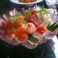 Photo taken at Takara Sushi & Asian Bistro by Nichole S. on 8/29/2013
