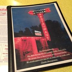 Photo taken at Southern Kitchen Restaurant by Margo on 1/14/2015