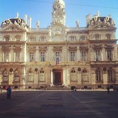 Photo taken at Place des Terreaux by Aurélien R. on 11/7/2012