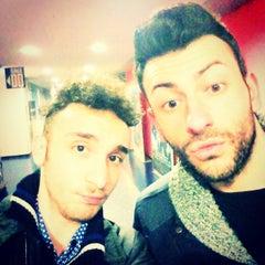 Photo taken at Movieplex by Giuseppe U. on 2/23/2015