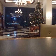 Photo taken at JW Marriott Hotel by Gustavo T. on 12/10/2012