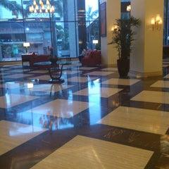 Photo taken at JW Marriott Hotel by Gustavo T. on 6/30/2013