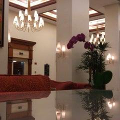 Photo taken at JW Marriott Hotel by Gustavo T. on 6/4/2013