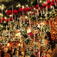 Photo taken at Rolf's German Restaurant by Christina on 12/20/2012