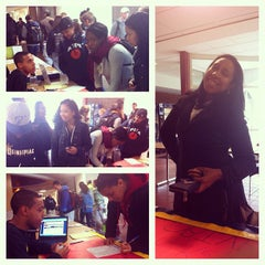 Photo taken at Carl Hansen Student Center by QU_NAACP on 10/17/2012