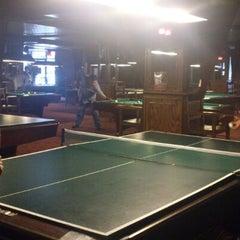 Photo taken at Amsterdam Billiards & Bar by Erika S. on 7/12/2013