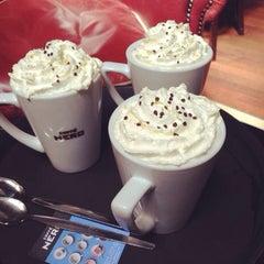 Photo taken at Caffè Nero by Соня on 7/3/2014