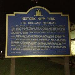 Photo taken at Pembroke Travel Plaza by David D. on 1/17/2013