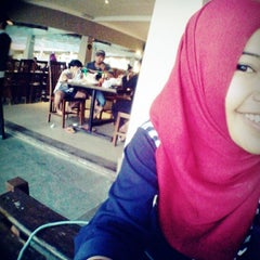 Photo taken at Lakers' Sport Club n Resto BSB by della a. on 7/12/2015