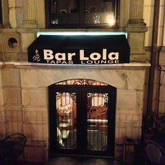 Photo taken at Bar Lola by 🇫🇷 Michel D. on 1/12/2013