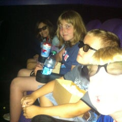 Photo taken at Cinemark Movies 8 by Laura O. on 7/12/2013