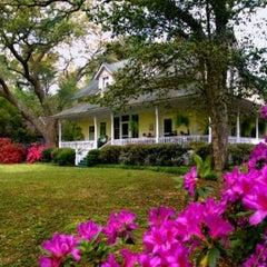 Photo taken at Magnolia Springs Bed & Breakfast by Magnolia Springs Bed & Breakfast on 5/29/2015