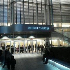 Photo taken at Knight Theater by Bryant P. on 12/13/2012