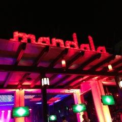 Photo taken at Mandala by Gautham S. on 11/24/2012