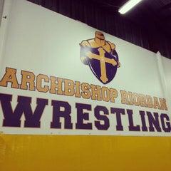 Photo taken at Archbishop Riordan High School by Sean U. on 2/26/2013