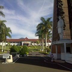 Photo taken at Institut Pemerintahan Dalam Negeri (IPDN) by Santia W. on 11/30/2013