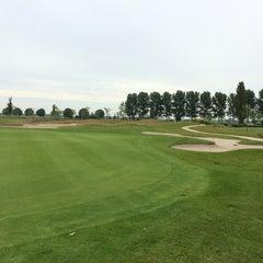 Photo taken at Golf en Countryclub Liemeer by Yoshi N. on 6/28/2015
