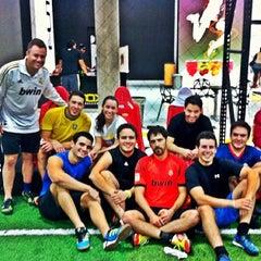 Photo taken at Futbox Futsal Center by Orlando M. on 11/21/2012