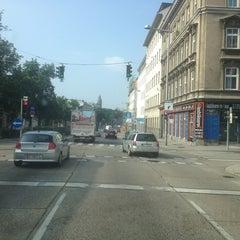 Photo taken at U Josefstädter Straße by Hadschi B. on 6/8/2013