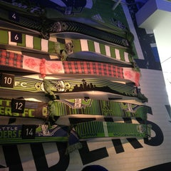Photo taken at The Pro Shop at CenturyLink Field by Wesley M. on 6/9/2013