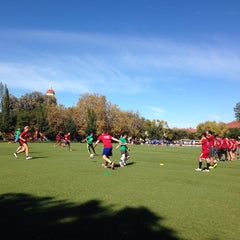 Photo taken at Wilbur Field by Maggie C. on 10/29/2014
