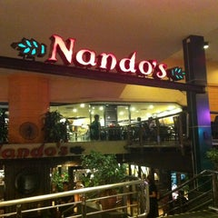 Photo taken at Nando's by Amaleez on 1/25/2014