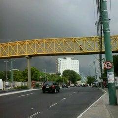 Photo taken at Avenida Djalma Batista by Dâmarys F. on 9/24/2012