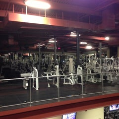 Photo taken at 24 Hour Fitness by Dom on 5/5/2013