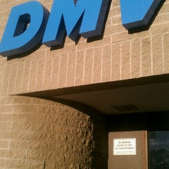 Photo taken at Department of Motor Vehicles by Vanessa on 2/1/2013